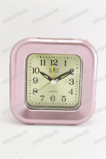 Настольные часы будильник Ruwang  (код: 19141)