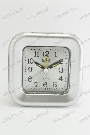 Настольные часы будильник Ruwang  (код: 19142)