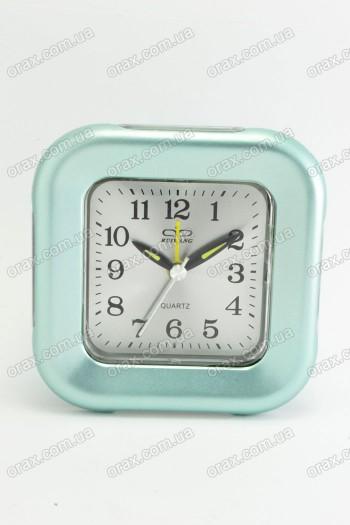 Настольные часы будильник Ruwang  (код: 19144)