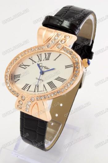 Женские наручные часы Cartier  (код: 19281)