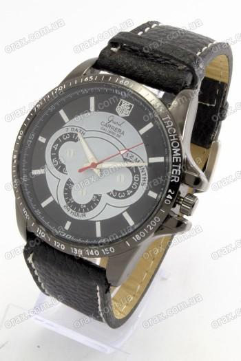 Мужские наручные часы Tag Heuer Grand Carrera (код: 19370)