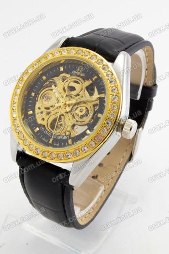 Механические наручные часы Omega  (код: 19383)