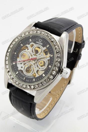 Механические наручные часы Omega  (код: 19384)