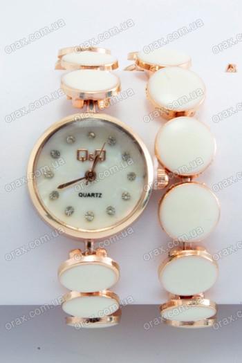 Женские наручные часы QQ  (код: 19477)