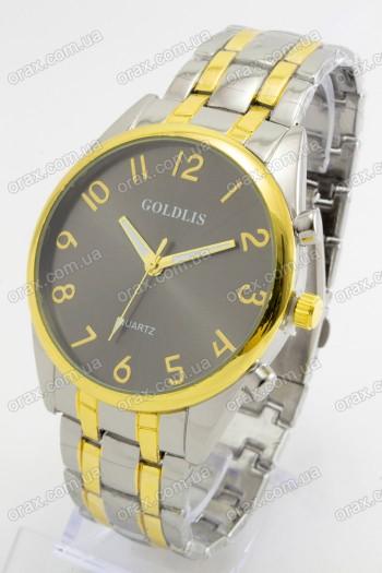 Мужские наручные часы Goldlis (код: 19479)