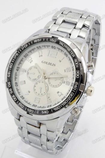 Мужские наручные часы Goldlis (код: 19484)