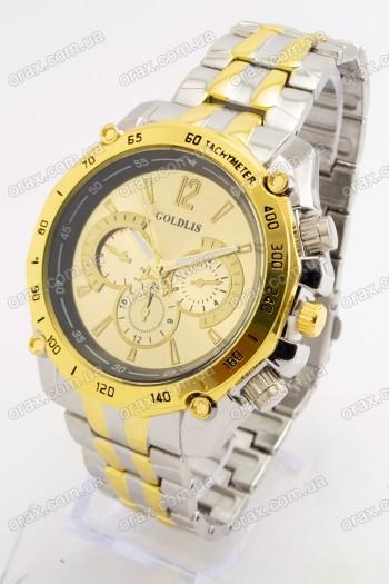 Мужские наручные часы Goldlis (код: 19492)