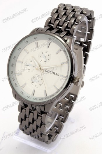 Мужские наручные часы Goldlis (код: 19493)