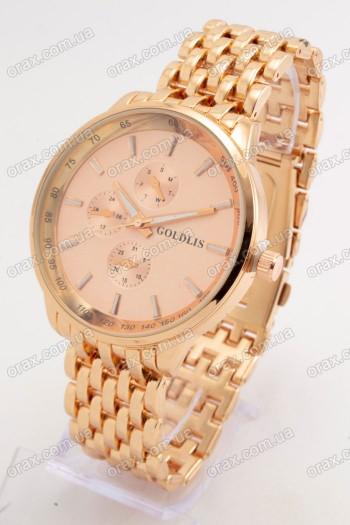Мужские наручные часы Goldlis (код: 19494)
