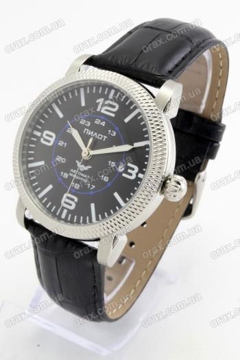 Механические наручные часы Буран (код: 19543)