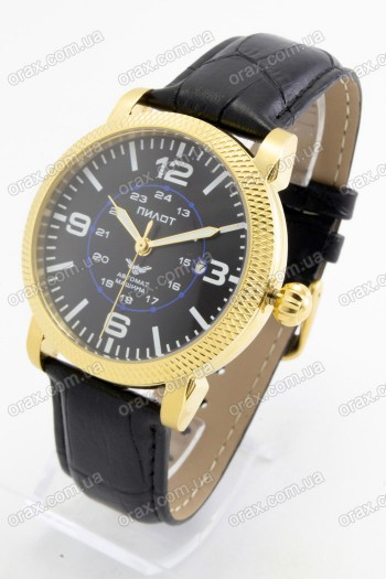 Механические наручные часы Буран (код: 19545)
