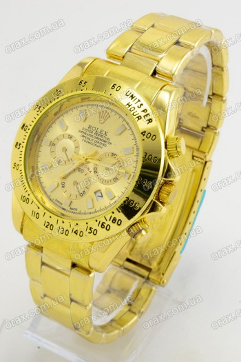 Мужские наручные часы Rolex (код: 19680)