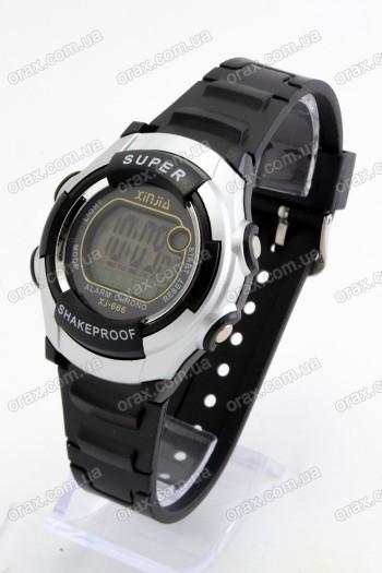 Спортивные наручные часы Xinjia (код: 19750)