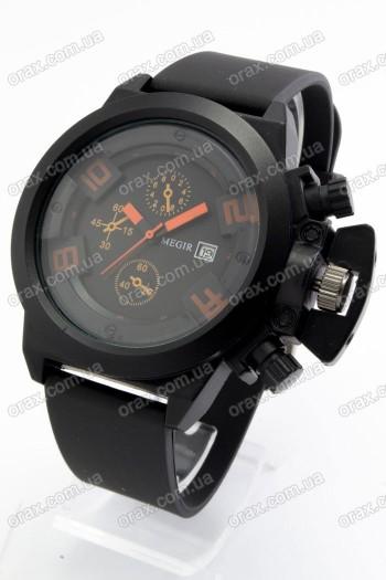 Мужские наручные часы Megir (код: 19838)