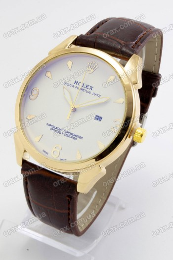 Мужские наручные часы Rolex (код: 19860)