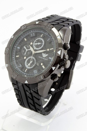 Мужские наручные часы Emporio Armani (код: 19983)